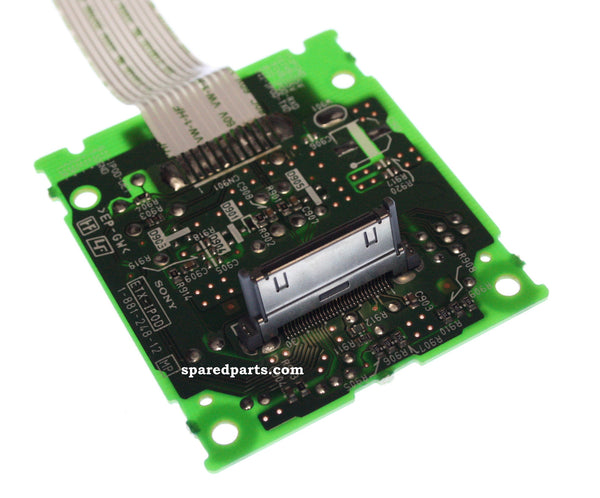 SONY IP-0I MOUNTED PC BOARD X25415061 = A1599122A