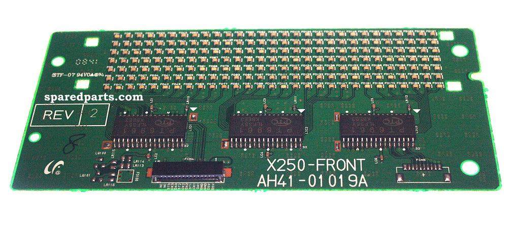 Samsung Front Display PCB AH41-01019A