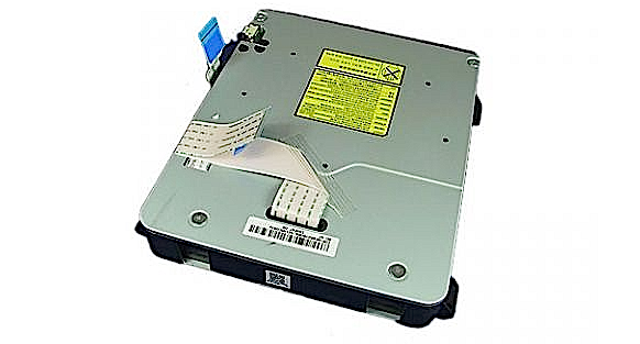 Samsung Blu Ray Mechanism Complete AK96-01579A