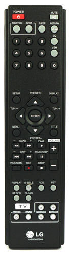 LG AKB36087604 Remote Control (Original) - Spared Parts UK