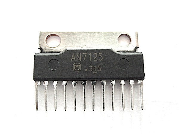 AN7125 Integrated Circuit - Spared Parts UK