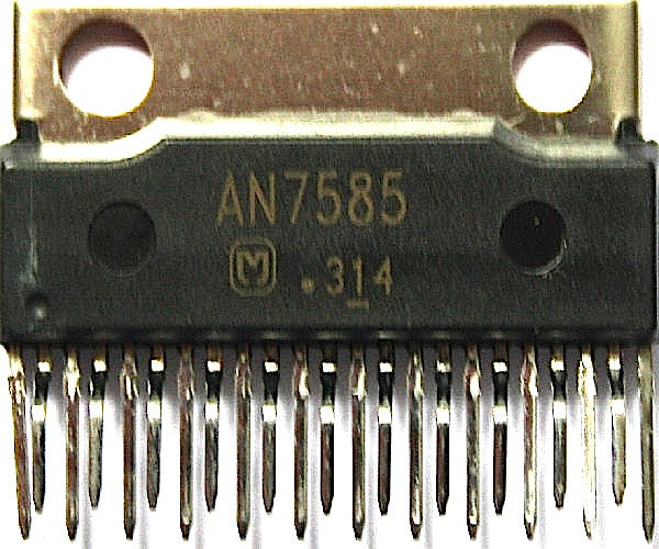 JVC AN7585 Semiconductor IC - Spared Parts UK