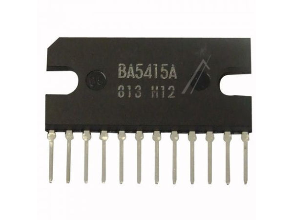 BA5415 IC Audio Amp SIL-12 - Spared Parts UK