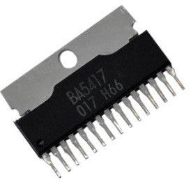 BA5417 Integrated Circuit SIP-15 - Spared Parts UK