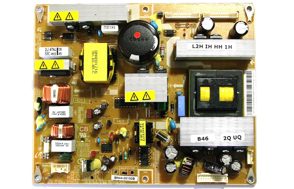 Samsung Power Supply Board BN44-00192B MK32P3