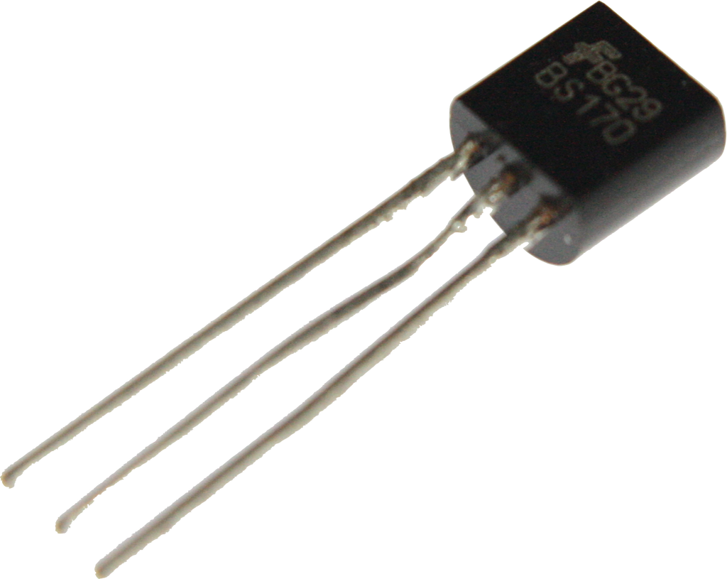 Fairchild BS170 MOSFET Transistor TO-92