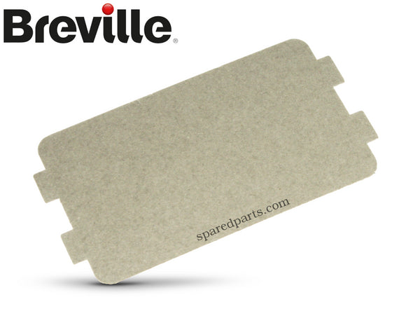 Breville Microwave Wave Guard Cover - Spared Parts UK