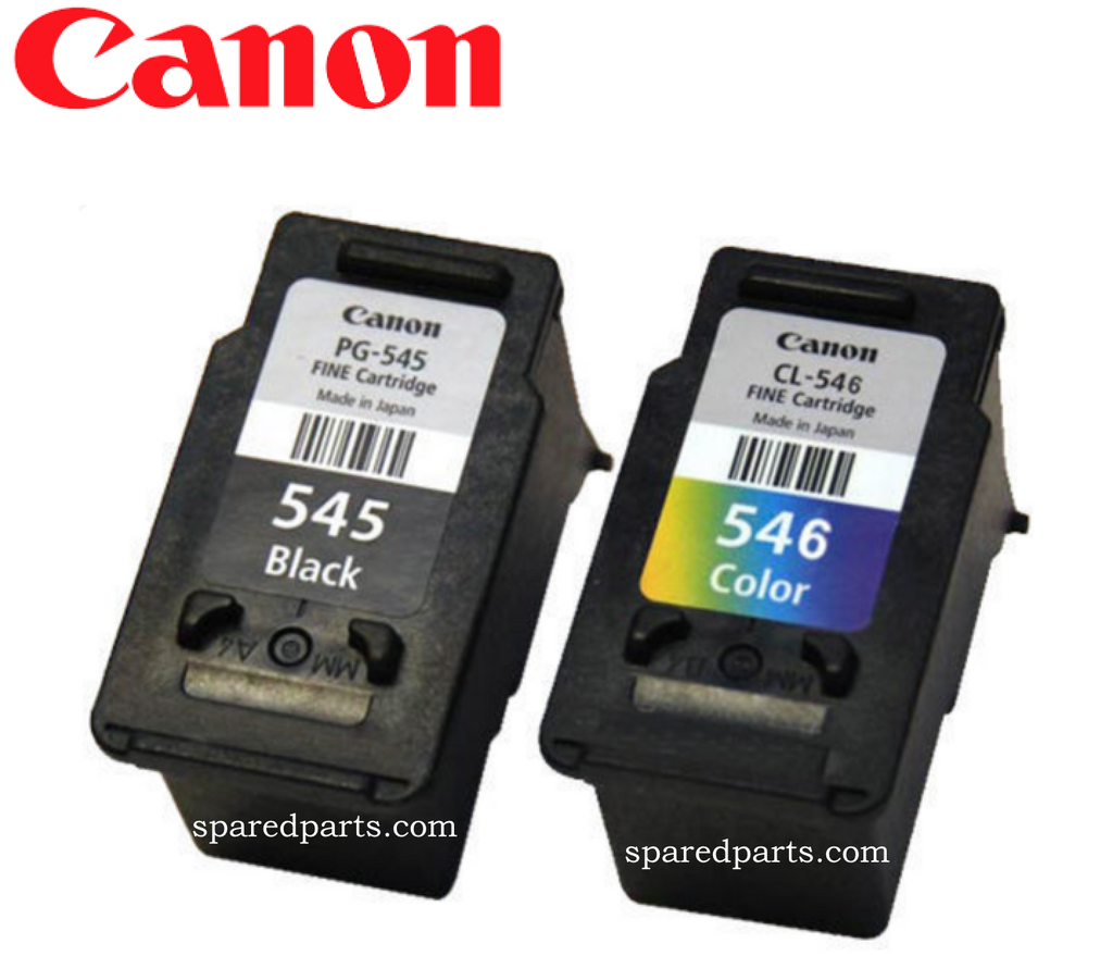 Canon CL-546, PG-545 (Used, Empty Cartridges)