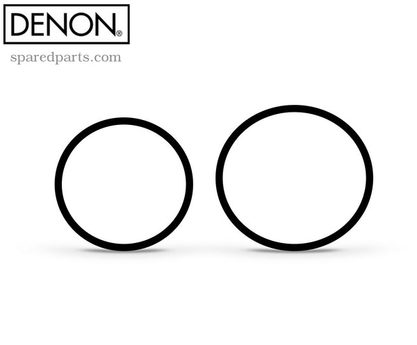 DENON CD Belt Kit 4230046209 42300047004 - Spared Parts UK
