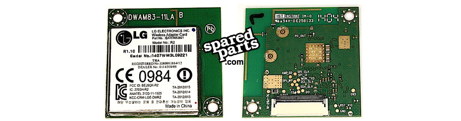 LG BB5530A Module Assembly EAT61653601 - Spared Parts UK