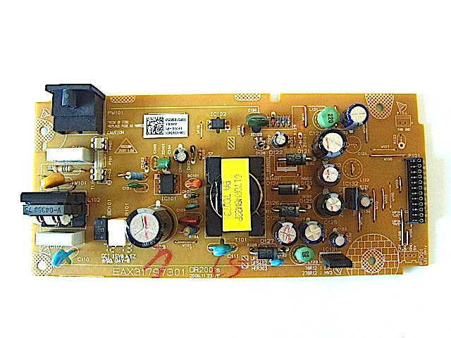 LG DR275 Power Board EBR31858253 EAX31797301 - Spared Parts UK