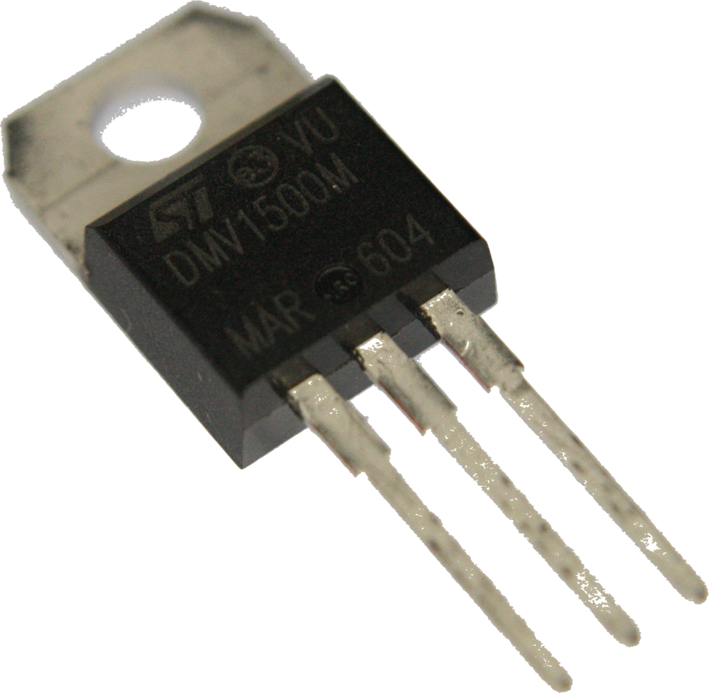 DMV1500H DIODE TO220 ST Semiconductor
