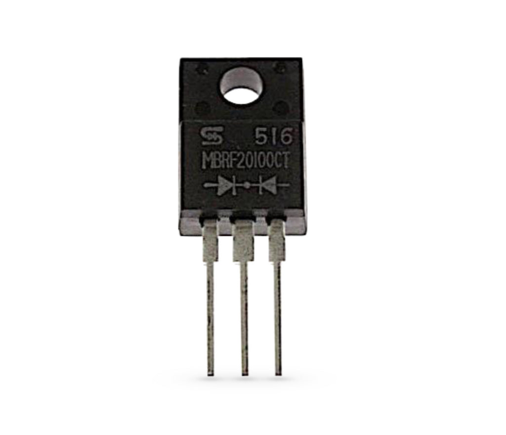 MBRF20100CT Diode 20A 100V TO-220AB