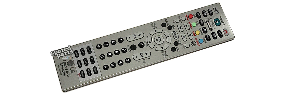 LG Electronics Service Remote MKJ39170828 105-201M - Spared Parts UK