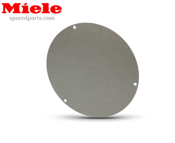 Miele Round Mica Wave Guide Cover 5737731