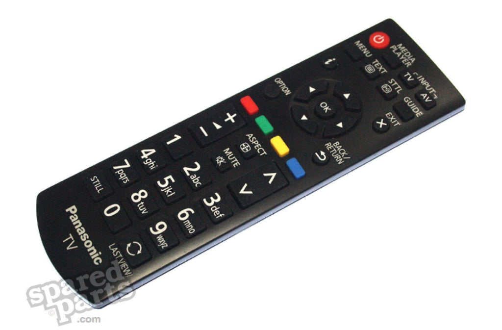 Panasonic Original LCD TV Remote Control N2QAYB000816