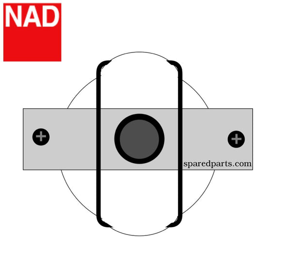 NAD 533 Motor Suspension Belt