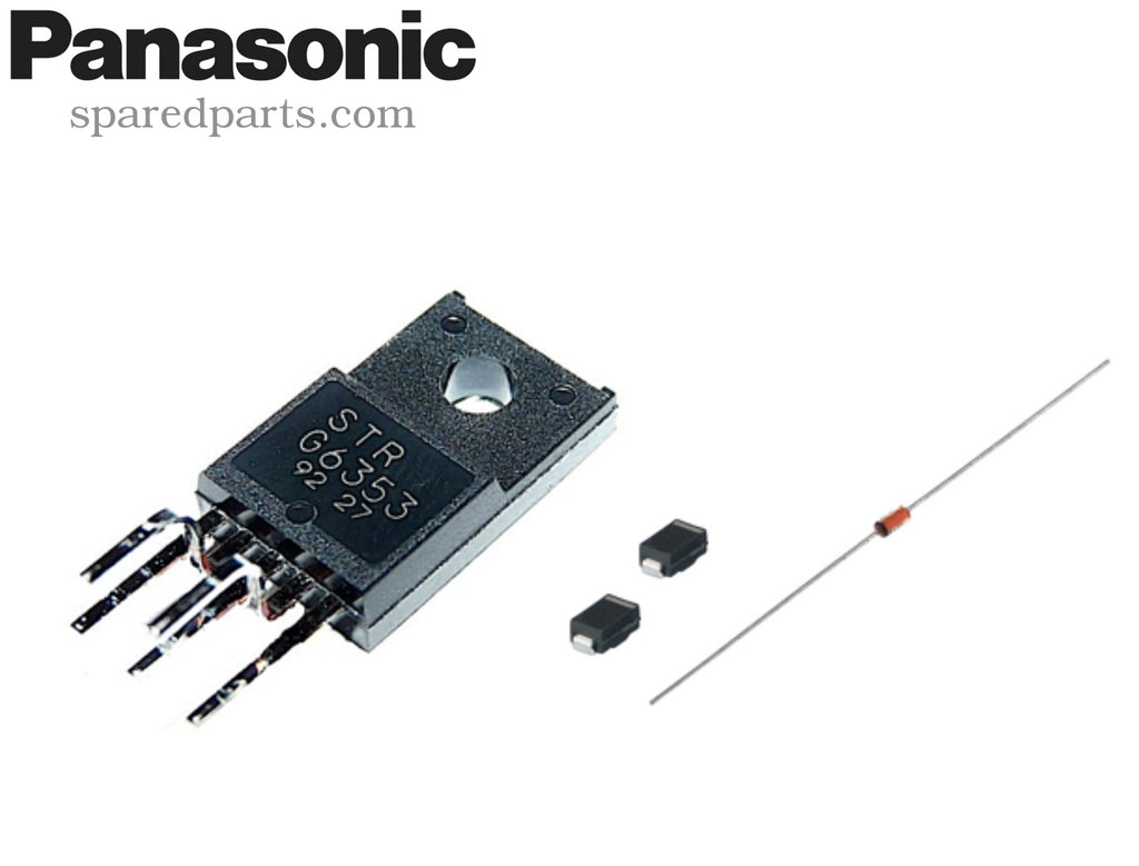 Panasonic Repair Kit (Self Check) DMRE55EB DMRE85EB DMRE95EB