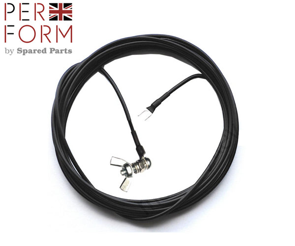 Turntable Ground Earth Wire Extension Cable