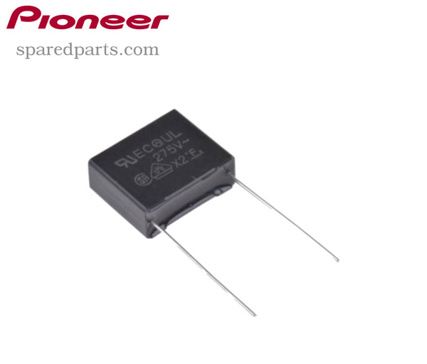 Pioneer PL12D/E Motor Capacitor 0.047uF 47nF