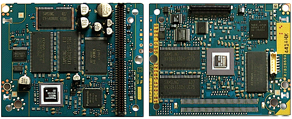 Panasonic REP3717H Digital PCB