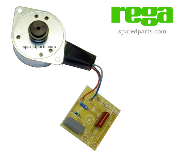 Rega Turntable Motor and PCB (240v)