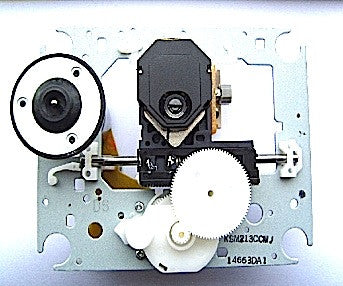 JVC KSM-213CCMJ Laser Optical Head + Assembly Original - Spared Parts UK