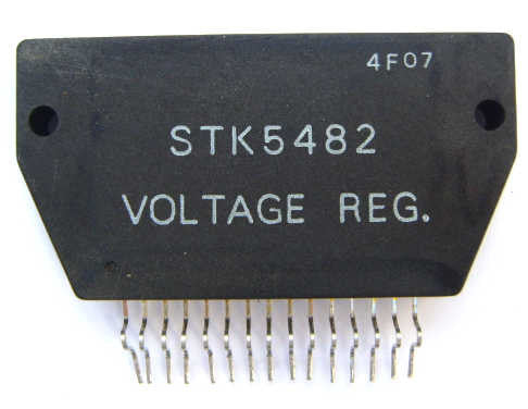 STK5482 Voltage Regulator IC