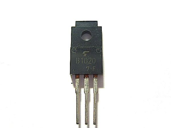 2SB1020 Semiconductor Transistor SOT-186 - Spared Parts UK