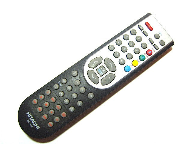 Hitachi RC1900 Original Remote Control VS20449891 - Spared Parts UK