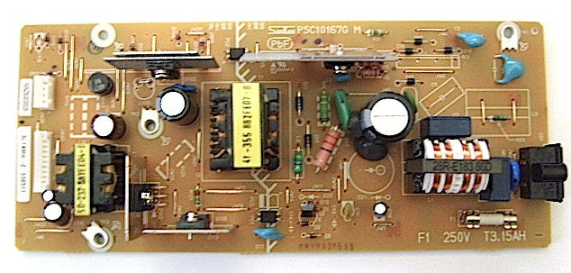 Panasonic SAPT160 Power Board (N0AZ6GE00005) (E-series)