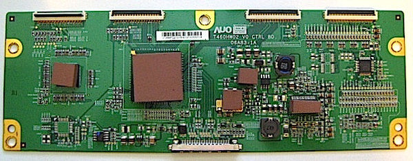 AUO T-Control board T460HW02 V0 06A83-1A - Spared Parts UK