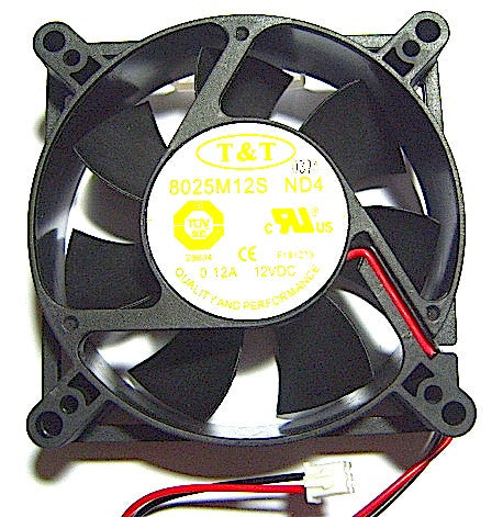 Panasonic Fan Motor (8025M12S ND4)