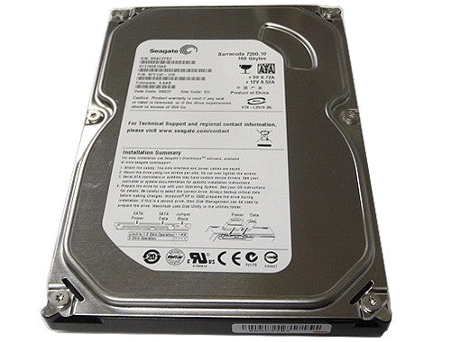Seagate Barracuda ST3160815AS SATA2 160GB HDD 9CY132-033