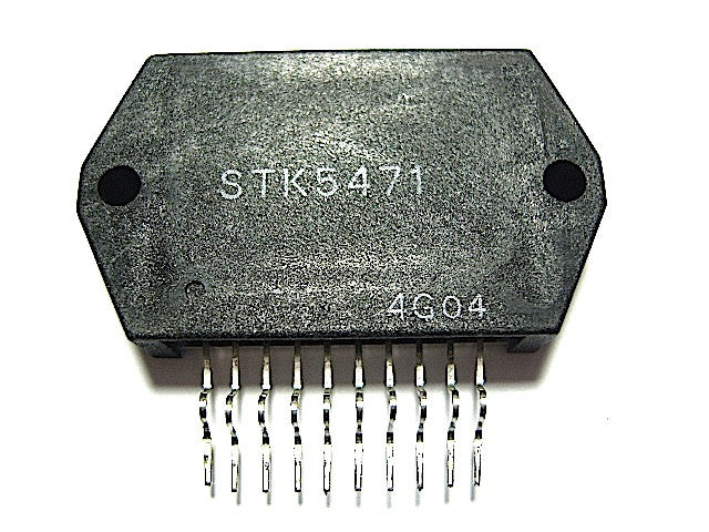 STK5471 Integrated Circuit Hybrid Case