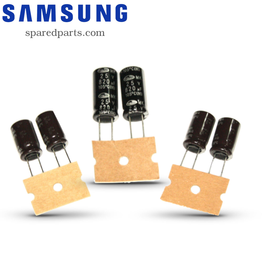Samsung BN44-00200A Capacitor Repair Kit