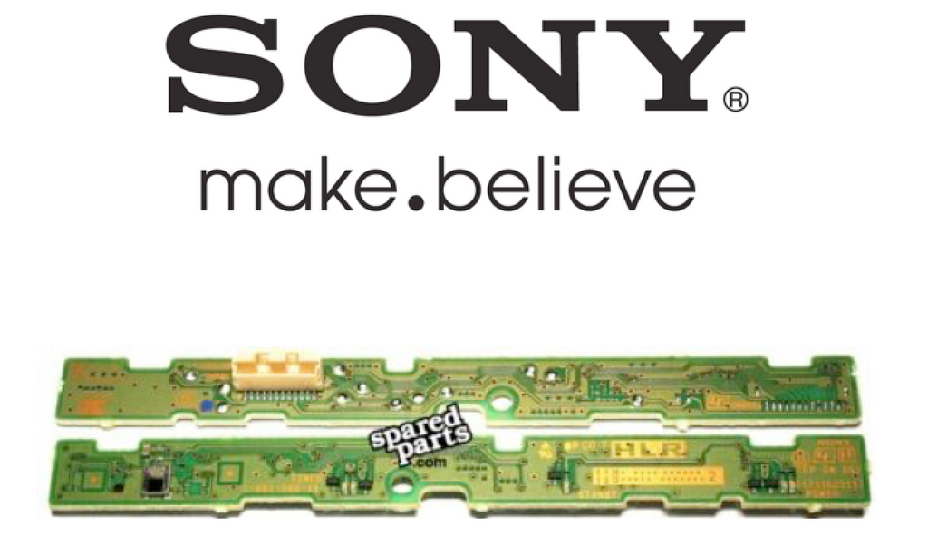 Sony HLR Mount PCB Infrared A1753636A 173162311
