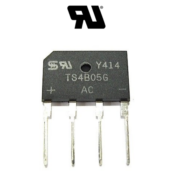RU TS4B05G Bridge Rectifier Diode