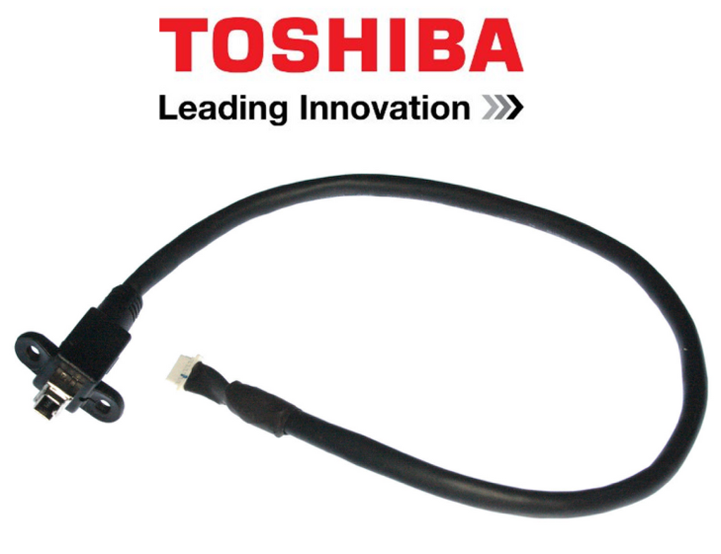 Toshiba DV In Socket with Lead 7910372