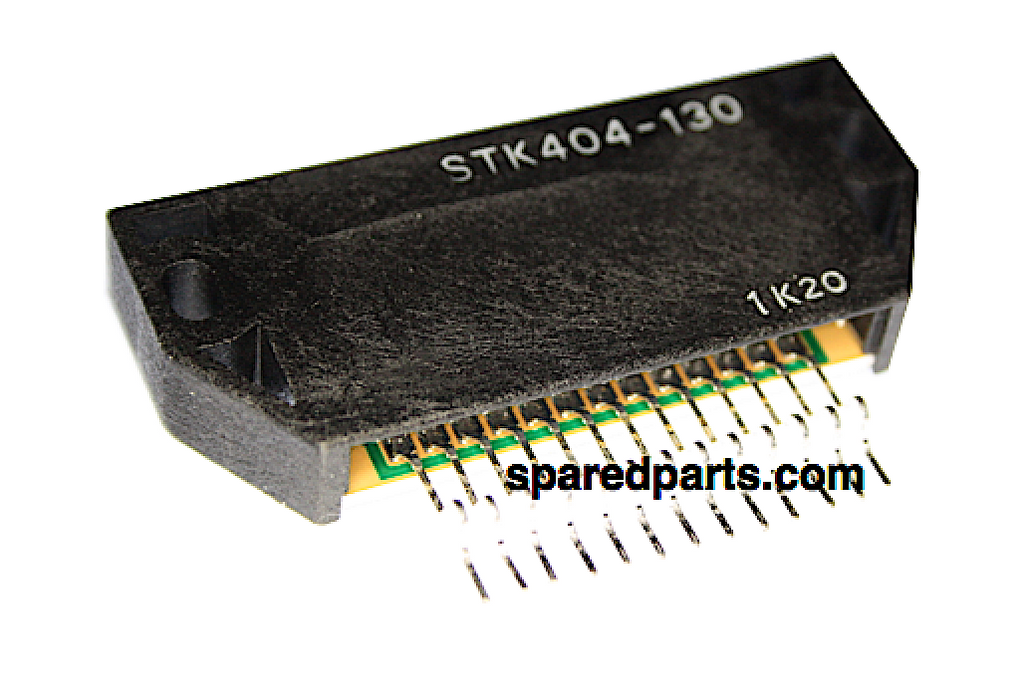 Sanyo STK404-130 Integrated Circuit Hybrid