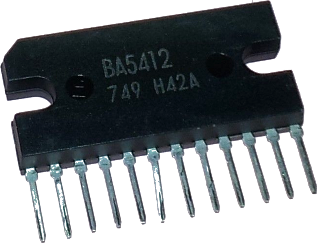 BA5412 INTEGRATED CIRCUIT SIP-12