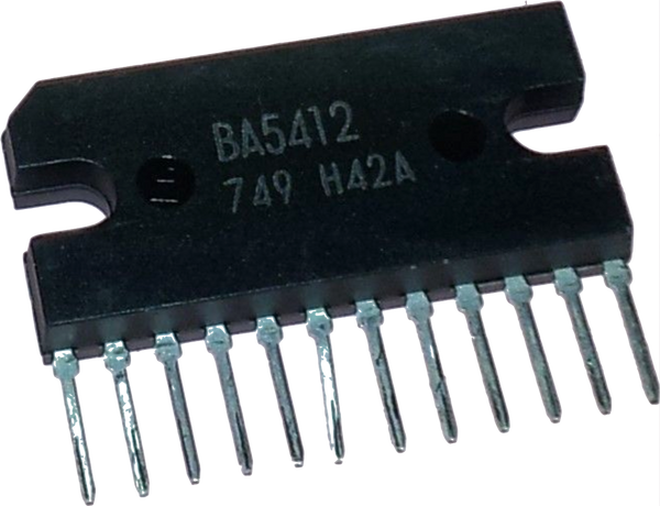 BA5412 INTEGRATED CIRCUIT SIP-12 - Spared Parts UK