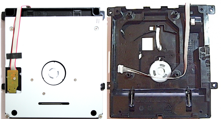 Philips DVD Loader Mechanism 242254901622 (NO LASER FITTED)