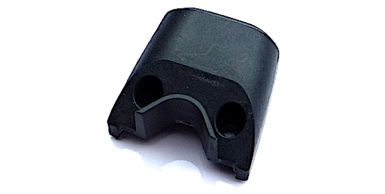 MK4 SS Replacement cable cover (black) - Spared Parts UK