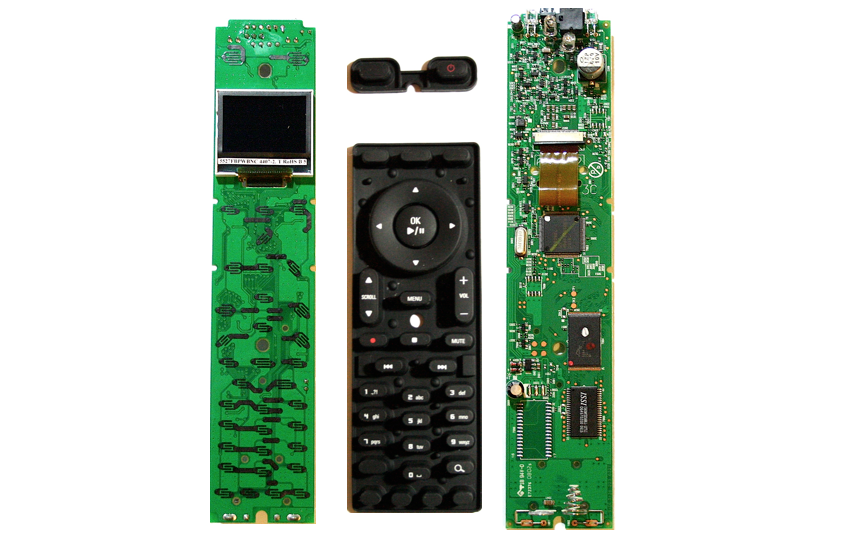 Philips WAC7500 Remote Control Repair Kit RM20009 313922851731