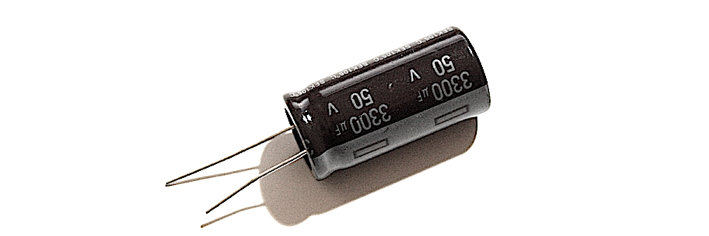 3300UF 50V Radial-Electrolytic Capacitor 105C  18 x 35 mm - Spared Parts UK