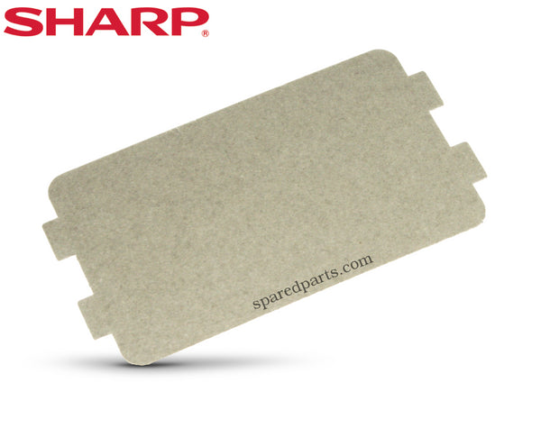 Sharp Microwave Wave Guard Cover