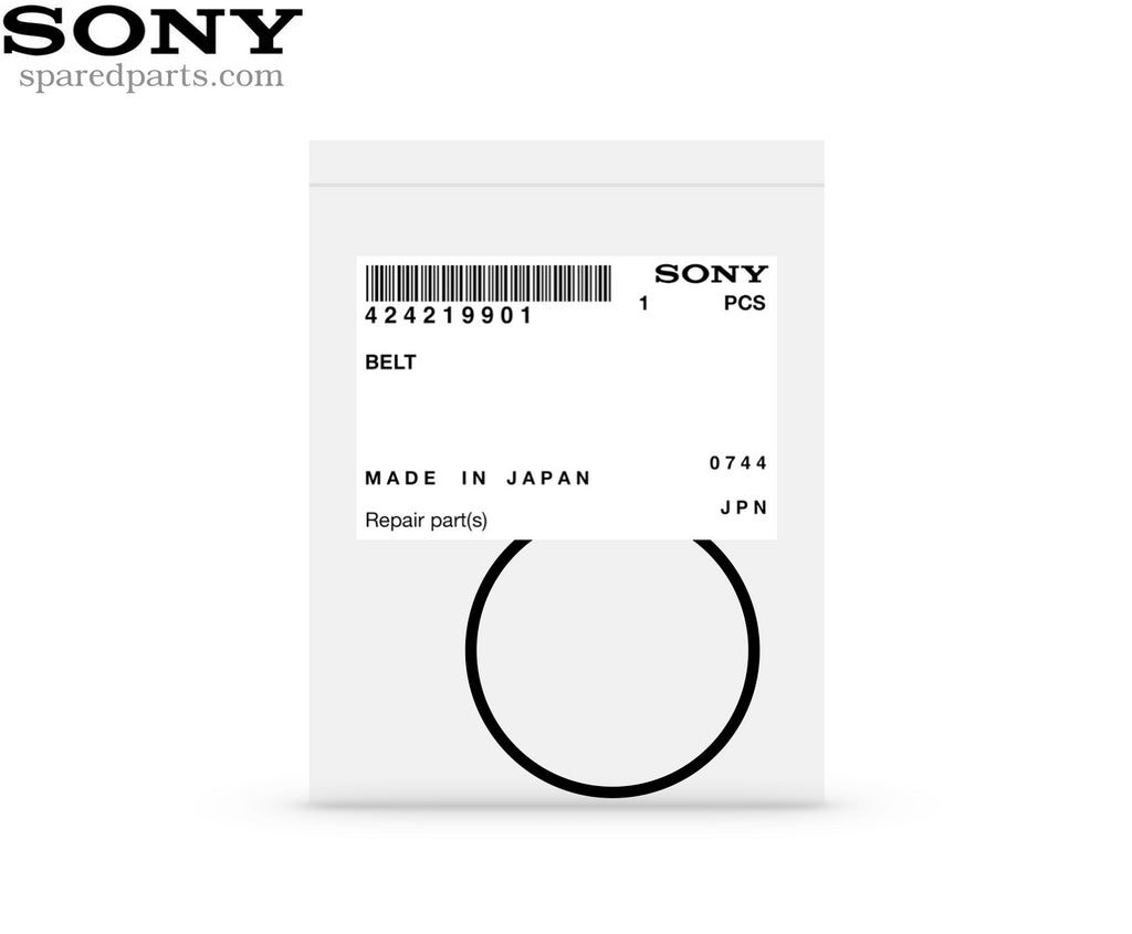 Sony Belt SQ1.0, 4-242-199-01, 424219901