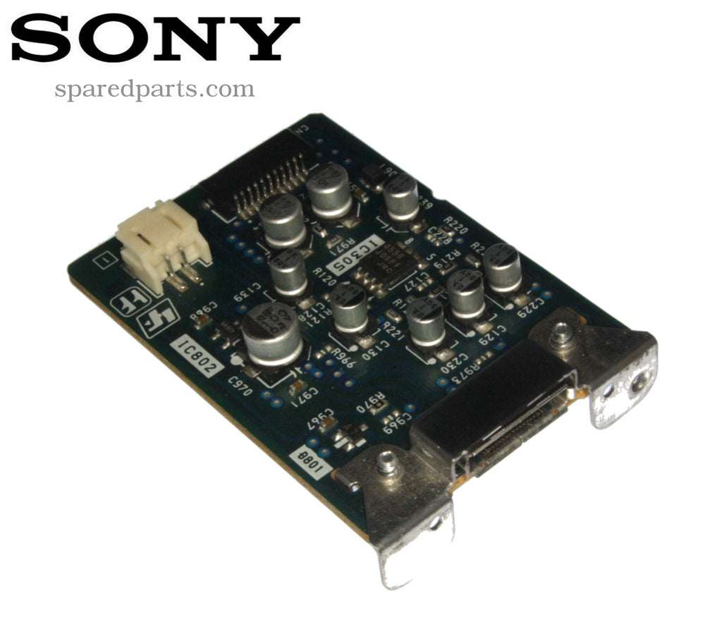 Sony DMP Mounted PC Board A1498593A 187637711