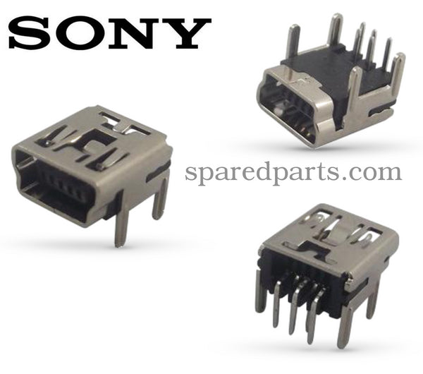 Sony Mini USB Socket PS3 DualShock Controller
